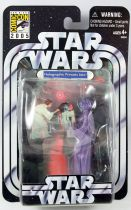 Star Wars (Original Trilogy Collection) - Hasbro - Holographic Princess Leia (San Diego Comic Con 2005)