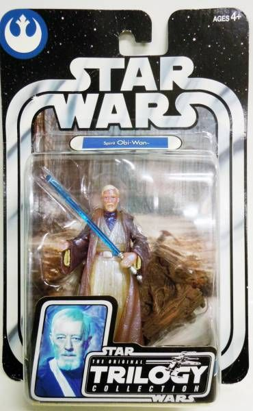 Star Wars (Original Trilogy Collection) - Hasbro - Spirit Obi-Wan (OTC#03)