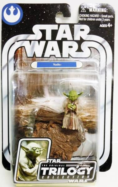 2004 STAR WARS THE ORIGINAL TRILOGY YODA