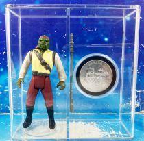 Star Wars (POTF) - Kenner - Barada w/Collector Coin (w/Display Case)