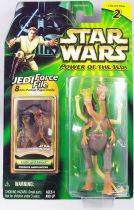 Star Wars (Power of the Jedi) - Hasbro - Fode and Beed (Podrace Announcers)