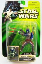 Star Wars (Power of the Jedi) - Hasbro - Jango Fett \'\'Sneak Preview\'\'