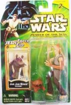 Star Wars (Power of the Jedi) - Hasbro - Jar Jar Binks (Tatooine)