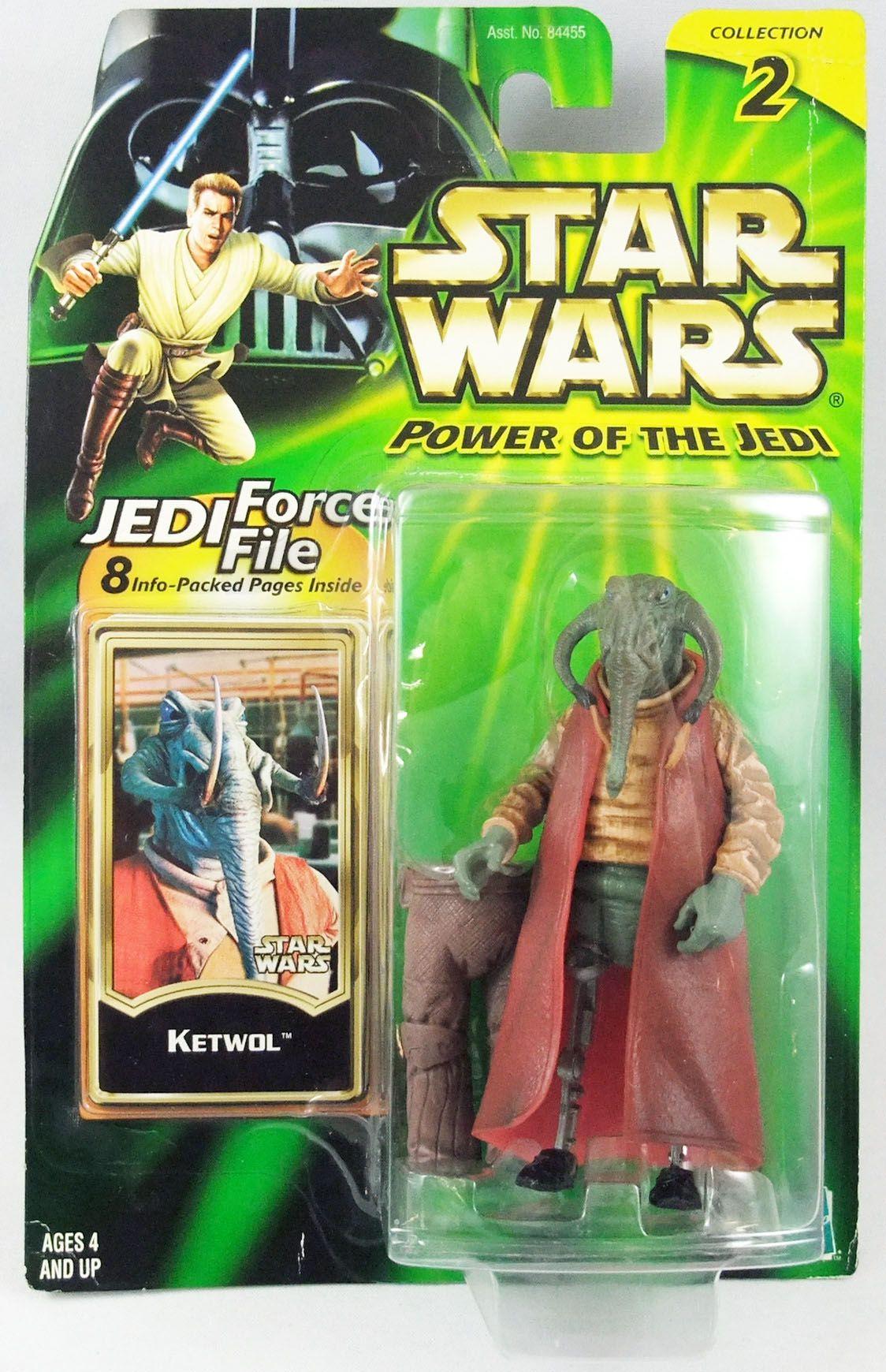 Star Wars (Power of the Jedi) - Hasbro - Ketwol