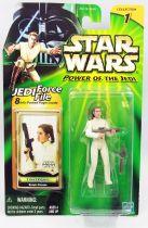 Star Wars (Power of the Jedi) - Hasbro - Leia Organa (Bespin Escape)