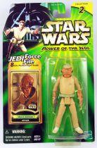 Star Wars (Power of the Jedi) - Hasbro - Mon Calamari Officer