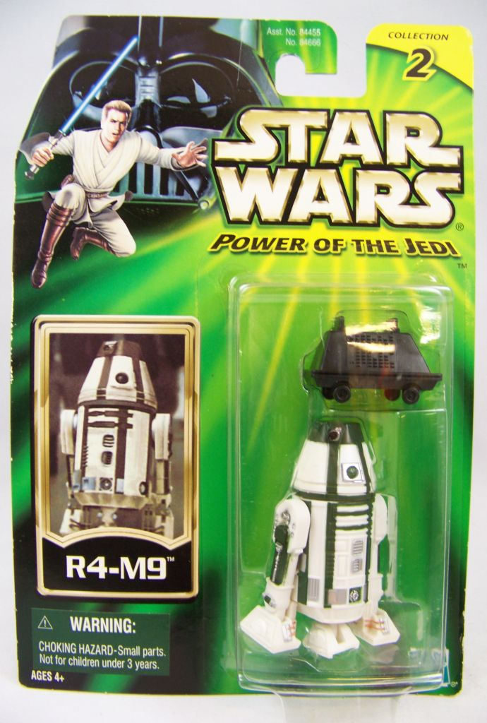 Star Wars (Power of the Jedi) - Hasbro - R4-M9