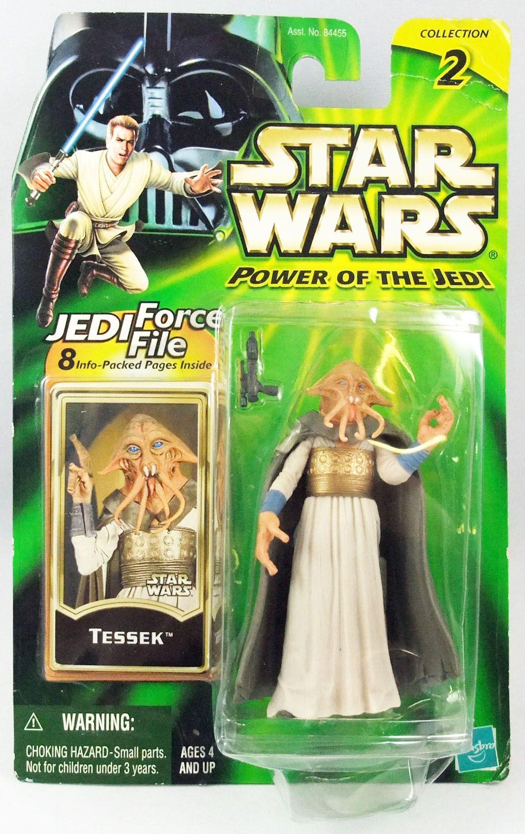 Star Wars (Power of the Jedi) - Hasbro - Tessek
