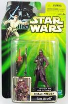 Star Wars (Power of the Jedi) - Hasbro - Zam Wessel \'\'Sneak Preview\'\'