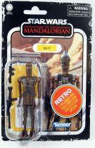 Star Wars (Retro Collection Series) - Hasbro - IG-11 (The Mandalorian)