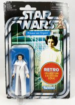 Star Wars (Retro Collection Series) - Hasbro - Princess Leia Organa