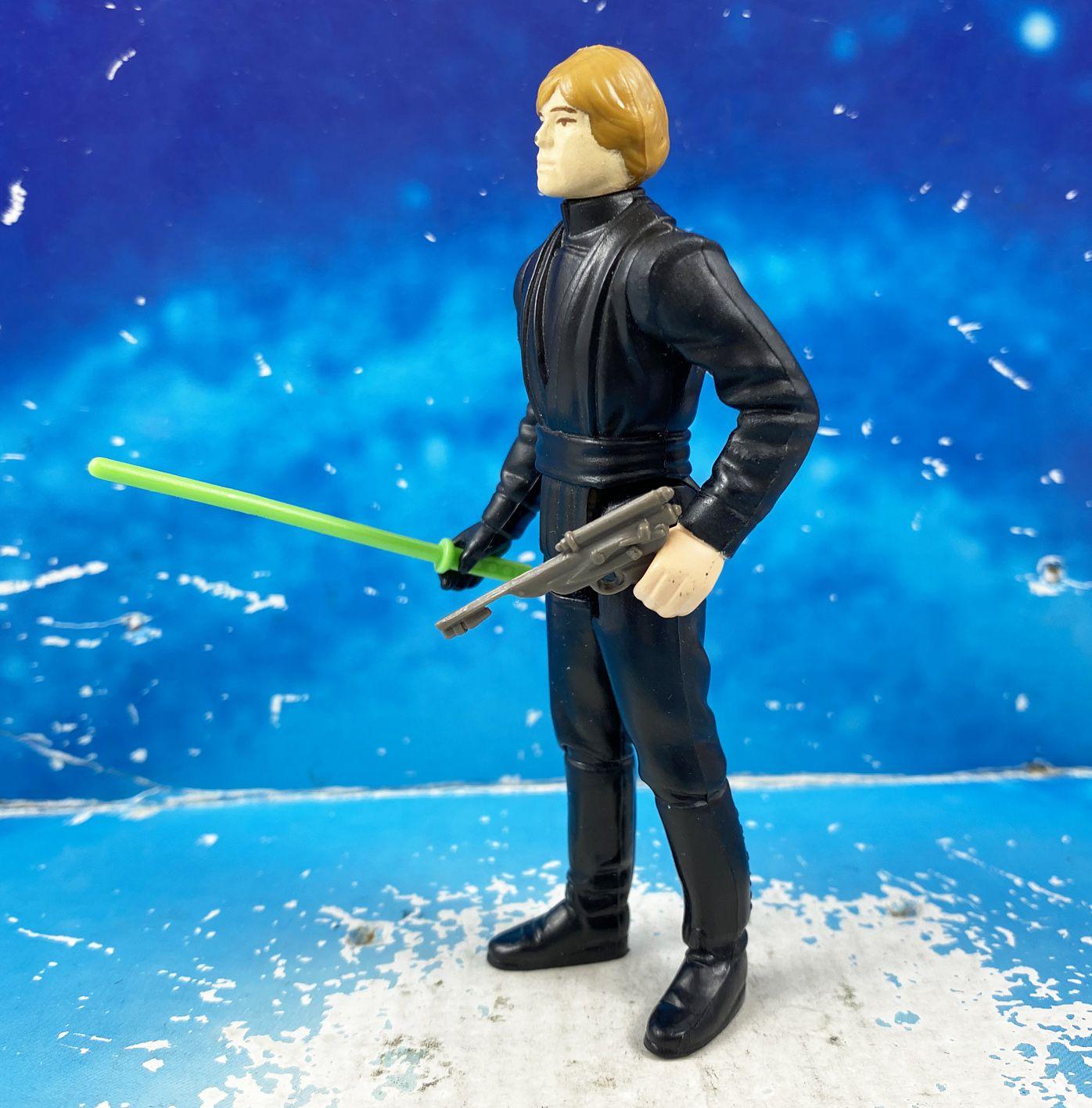 Star Wars (Return of the Jedi) - Kenner - Luke Jedi Knight  (Green Lightsaber)