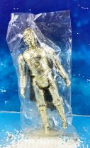 """Star Wars (ROTJ) - Kenner - C-3PO Removable Limbs (Membres amovibles) Baggie Mail Away \""""Made in Hong Kong\"""""""