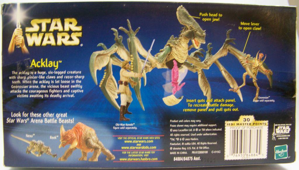 Star Wars (Saga Collection) - Hasbro - Acklay 04