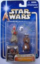 Star Wars (Saga Collection) - Hasbro - Ashla & Jempa Jedi Padawans