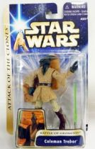 Star Wars (Saga Collection) - Hasbro - Coleman Trebor