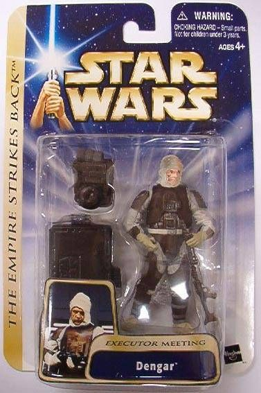 Star Wars (Saga Collection) - Hasbro - Dengar Executor Meeting