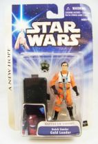 Star Wars (Saga Collection) - Hasbro - Dutch Vander (Gold Leader)