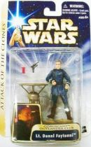 Star Wars (Saga Collection) - Hasbro - Lt. Dannl Faytonni