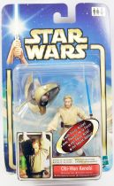 Star Wars (Saga Collection) - Hasbro - Obi-Wan Kenobi (Coruscant Chase)
