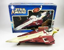 Star Wars (Saga Collection) - Hasbro - Obi-Wan Kenobi\'s Jedi Starfighter (occasion en boite)