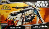 Star Wars (Saga Collection) - Hasbro - Republic Gunship (Clone Wars)