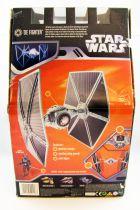 Star Wars (Saga Collection) - Hasbro - Tie Fighter (with Tie Pilot figure)