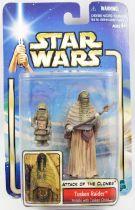 Star Wars (Saga Collection) - Hasbro - Tusken Raider (Female with Tusken Child)