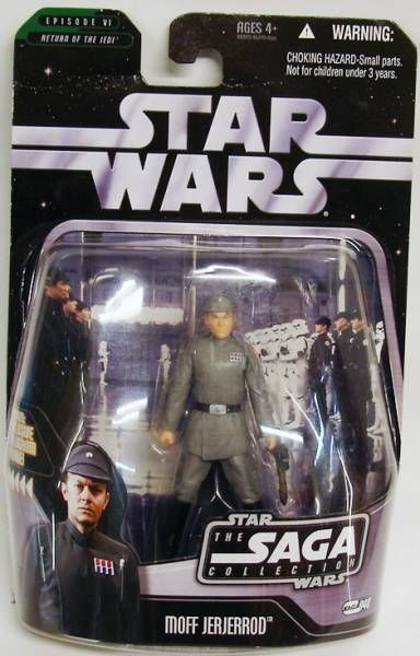 Star Wars (Saga Collection 2) - Hasbro - Moff Jerjerrod #040