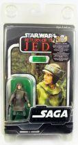 Star Wars (Saga Collection 2 - Vintage Collection) - Hasbro - Princess Leia Organa in Combat Poncho