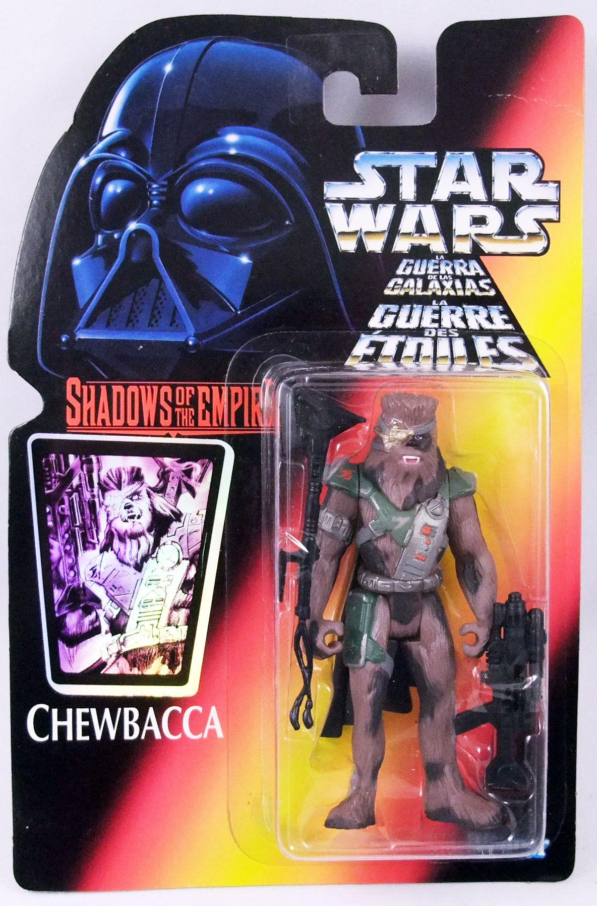 Star Wars (Shadows of the Empire) - Kenner - Chewbacca Snoova (Version Fr)