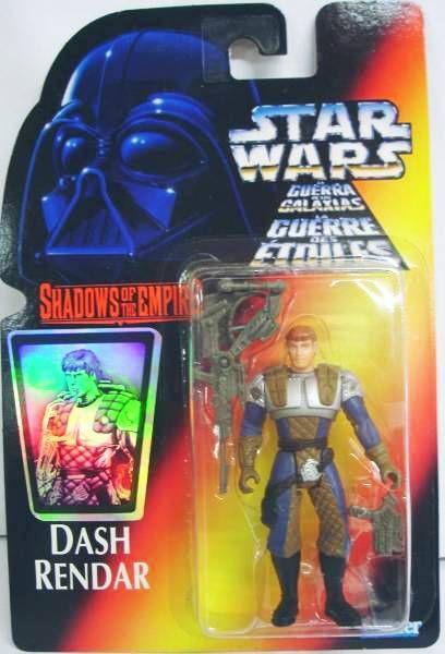 Star Wars (Shadows of the Empire) - Kenner - Dash Rendar (FrenchVersion)