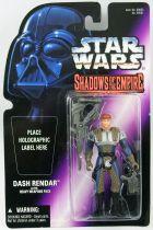 Star Wars (Shadows of the Empire) - Kenner - Dash Rendar