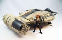 Star Wars (Shadows of the Empire) - Kenner - Dash Rendar\'s Outrider (bonus Dash Rendar figure) occasion 01
