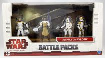 Star Wars (The Clone Wars) - Hasbro - Battle Packs : Assault on Ryloth
