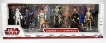 Star Wars (The Clone Wars) - Hasbro - Battle Packs : Legends of the Clone Wars