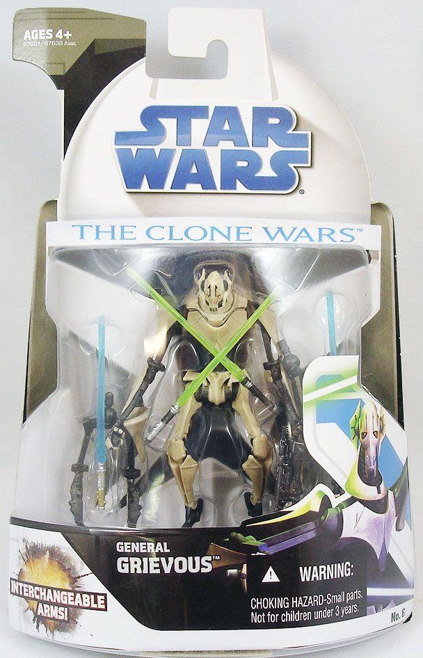 Star Wars (The Clone Wars) - Hasbro - General Grievous