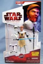 Star Wars (The Clone Wars) - Hasbro - Obi-Wan Kenobi