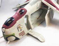 "Star Wars (The Clone Wars) - Hasbro - Republic Gunship \""Crumb Bomber\"" (Toys \""R\"" Us Exclusive)"