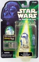 Star Wars (The Power of the Force) - Hasbro - R2-D2 with Holographic Princess Leia