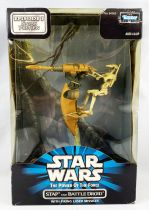 Star Wars (The Power of the Force) - Hasbto - STAP & Battle Droid (Sneak Preview)