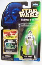 Star Wars (The Power of the Force) - Kenner - AT-AT Driver