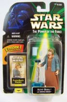 Star Wars (The Power of the Force) - Kenner - Aunt Beru w Service Droid (Flashback)