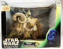 Star Wars (The Power of the Force) - Kenner - Bantha & Tusken Raider (loose with box)