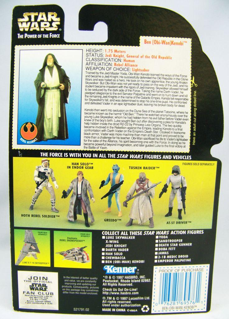 Star Wars (The Power of the Force) - Kenner - Ben (Obi-Wan) Kenobi 02