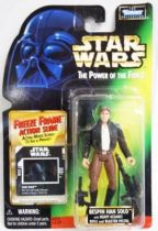 Star Wars (The Power of the Force) - Kenner - Bespin Han Solo