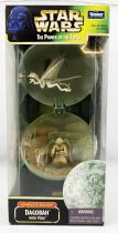Star Wars (The Power of the Force) - Kenner - Complete Galaxy : Dagobah with Yoda