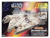 Star Wars (The Power of the Force) - Kenner - Electronic Millennium Falcon (Euro Box)