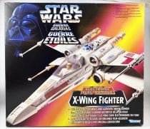 Star Wars (The Power of the Force) - Kenner - Electronic X-Wing Fighter (Boite Euro)