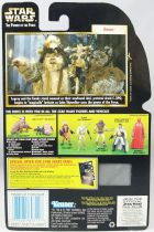Star Wars (The Power of the Force) - Kenner - Ewoks : Wicket & Logray